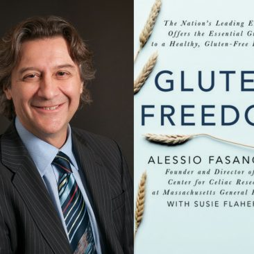 Radio Show Guest: Dr. Alessio Fasano world-renowned pediatric gastroenterologist and research scientist, Harvard Professor, Founder and Director of the Center for Celiac Research at MassGeneral Hospital for Children | Dr. Theresa Nicassio Show, HealthyLife.net Radio