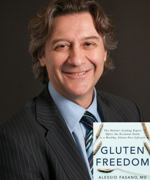 Hear world-renowned pediatric gastroenterologist, Dr. Alessio Fasano, talking about Gluten, Immunity & the Gut | The Dr. Theresa Nicassio Show | TheresaNicassio.com