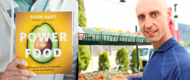 """Join me on The Dr. Theresa Nicassio Show with """"The Power Of Food"""" author Adam Hart talking about how you can improve your performance in the workplace."""