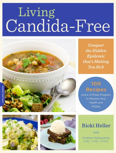 Living Candida-Free includes a three-stage program; tips on how to transition to eating the anti-candida way; information on herbal supplements and treatments; a full list of ingredient substitutions; and delicious, satisfying recipes that anyone can prepare.