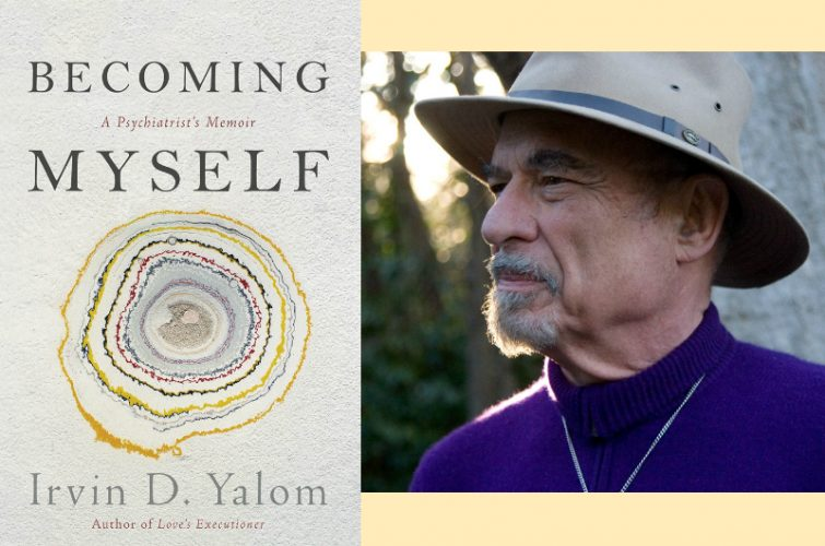 BOOK REVIEW: Becoming Myself by Dr. Irvin D. Yalom