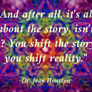 Jean Houston Quote