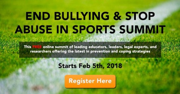 Stop Abuse & Bullying in Sports Summit 2018