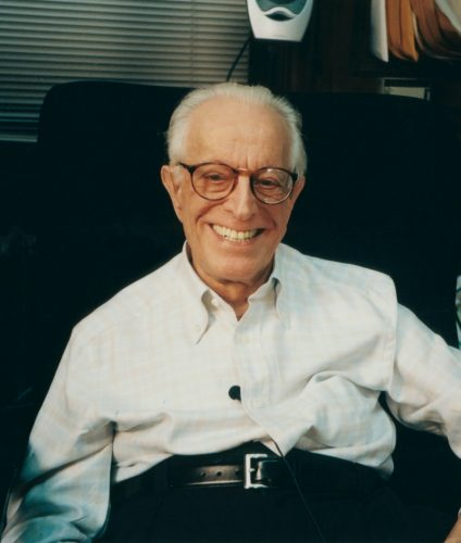 A courageous revolutionary pioneer whose work challenged the two predominant psychotherapies of the time (Psychoanalysis and Behaviorism), Dr. Albert Ellis developed his cognitive-behavioral model of therapy that he called Rational Emotive Behavior Therapy in the 1950's.