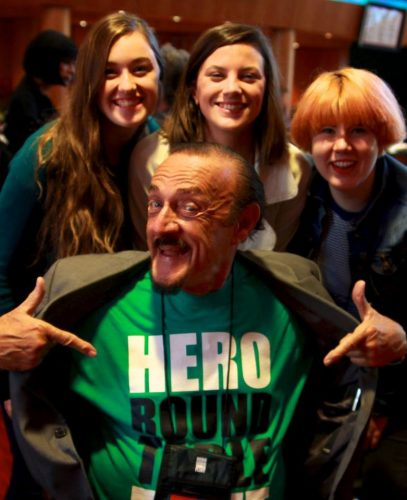 Helping ordinary people recognize their power to act heroically has been a dream of Dr. Zimbardo's for over two decades. ~HeroicImagination.org