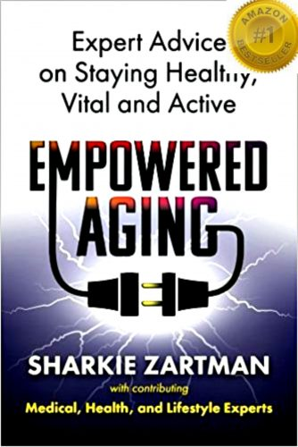 Sharkie talks EMPOWERED AGING on The Dr. Theresa Nicassio Show on HealthyLife.net - All Positive Talk Radio