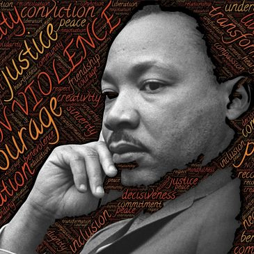 MAKING THE WORLD A BETTER PLACE-MLK to HEROIC IMAGINATION