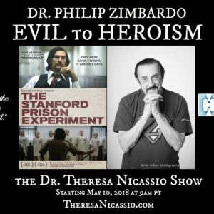 Zimbardo Talks about Evil & Heroism