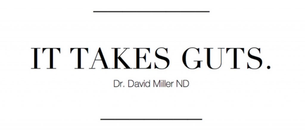 Naturopath Dr. David Miller talks about FARTS on The Dr. Theresa NIcassio Show