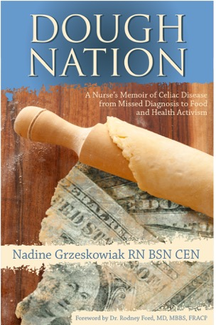Dough Nation by Nadine Grzeskiowiak