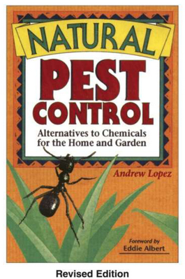 Natural Pest Control: Alternatives to Chemicals for the Home and Garden by Andrew Lopez on The Dr. Theresa Nicassio Show on HealthyLife.net Radio