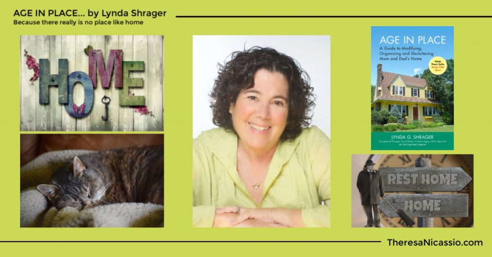 Lynda Shrager, Geriatric OT & Author of Age in Place on The Dr. Theresa Nicassio Show