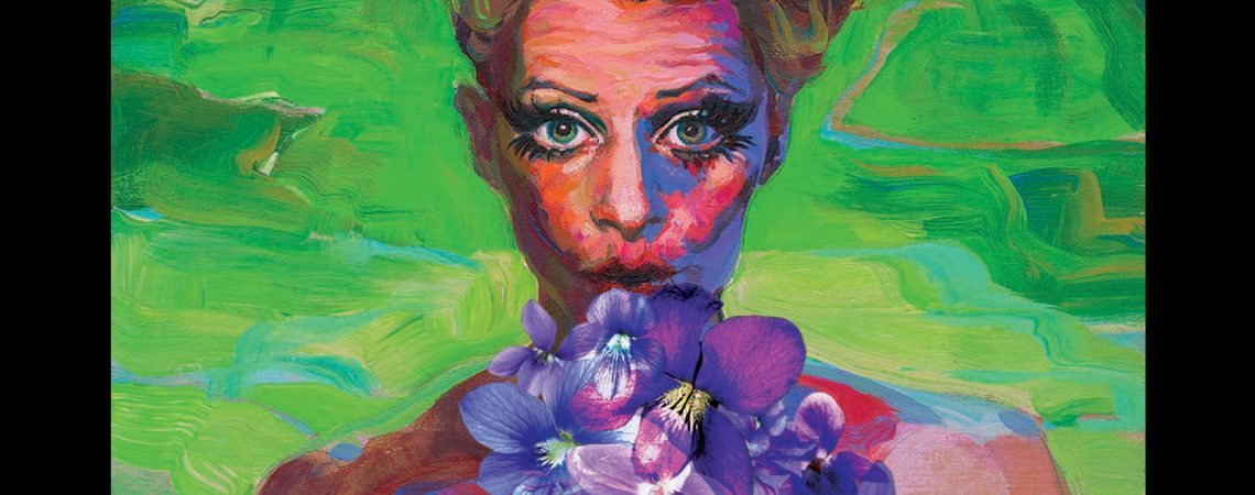 Lady Rizo's Debut Album - VIOLET