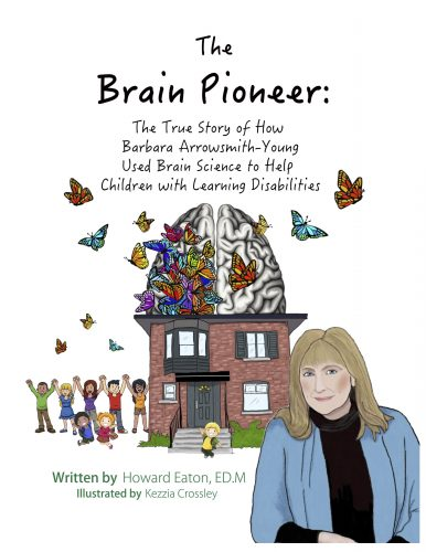 The Brain Pioneer by Howard Eaton – an award winning children's book
