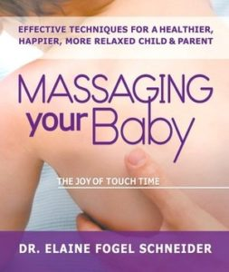 The power of touch is real and has been scientifically shown to have remarkable effects. For infants, it encourages relaxation; improves sleep patterns; reduces discomfort from teething, colic, and gas; strengthens digestive systems; and so much more. For parents, it nurtures bonding, increases communication, promotes parenting skills, and actually reduces stress levels. In Massaging Your Baby, massage expert Dr. Elaine Fogel Schneider begins by explaining how and why massage is so beneficial. She then provides an easy-to-follow step-by-step guide to effective massage techniques.