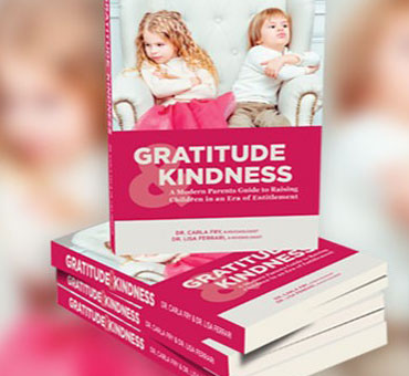 Hear Psychologists Dr. Carla Fry and Dr. Lisa Ferrari talk on The Dr. Theresa Nicassio Show about their KINDNESS PATROL initiative as a way of teaching kids kindness and gratitude.