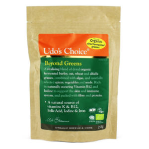 Udo's Choice: Beyond Greens