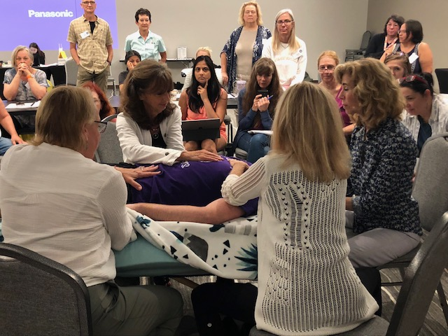 Visceral Manipulation: A Powerful New Frontier In Bodywork by Jeffrey Burch  Summer 2003 • WWW.AMTAMASSAGE.ORG