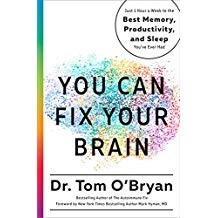 Dr. Tom O'Bryan, author of You Can Fix Your Brain talks about AUTOIMMUNE DISEASE and how to reverse it on The Dr. Theresa Nicassio Show on HealthyLife.net - All Positive Talk Radio.
